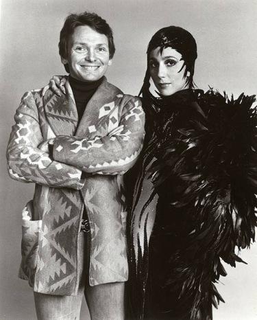 Bob Mackie & Cher