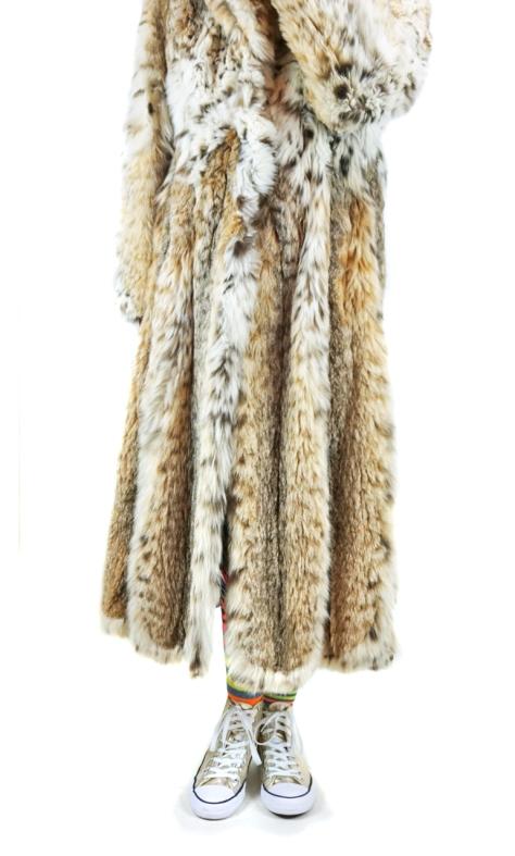 "Orphan V, Gossamer Gang, LLC 2016 (FRSWFL001). ""Lion 2016 - Stroll"" Model: Joy Suzanne Grazer"