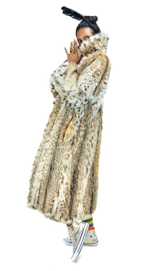 "Orphan V, Gossamer Gang, LLC 2016 (FRSWFL001). ""Lion 2016 - Spy"" Model: Joy Suzanne Grazer"