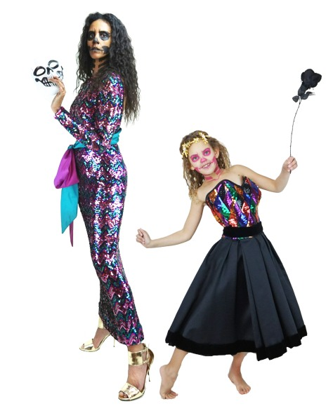 "Lilli Diamond, Nikki, Gossamer Gang, LLC 2017 (SHBA008,PRCT008). ""POSSESSED by Mardi Gras 2017"" Model(s): Poppy Burgeon & Joy Suzanne Grazer; Shoes: Gucci"